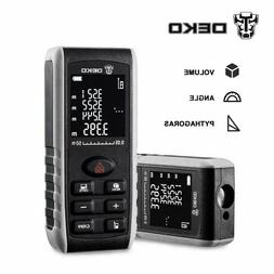 164ft laser distance measuring device continuous electronic