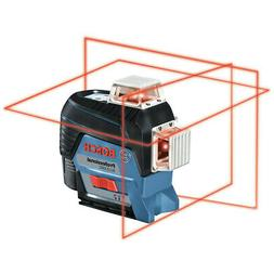Bosch 360-Degrees Connected Leveling and Alignment-Line Lase