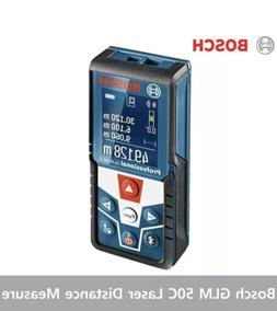 Bosch GLM50C Professional Laser Distance Measure Blutooth Me