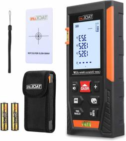 Tacklife HD60 Classic Laser Measure M/In/Ft Mute Laser Dista
