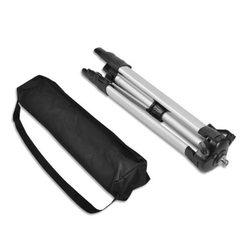 Adjustable Aluminum and Camera
