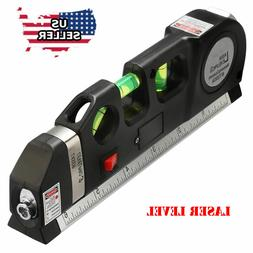 Multipurpose Laser Level Vertical Horizon Measuring Tape Ali